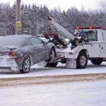 Assurance auto : la garantie assistance panne ou accident en cas de chute de neige